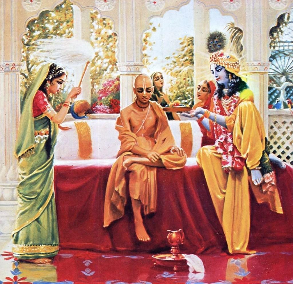 What is Krishna trying to teach me? part 1 : Krishna