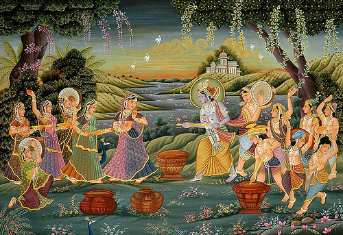 Blossoming Our Meditation On Krishna