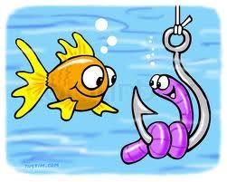 fish worm hook