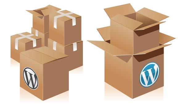 Moving website wordpress