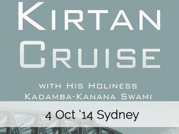 Kirtan Cruise