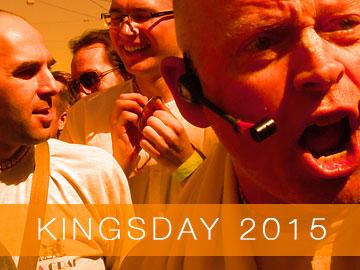 Kingsday 2015