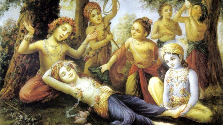 Krsna and Balaram