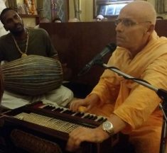 Vrindavan, August 2018 – Audio Recordings