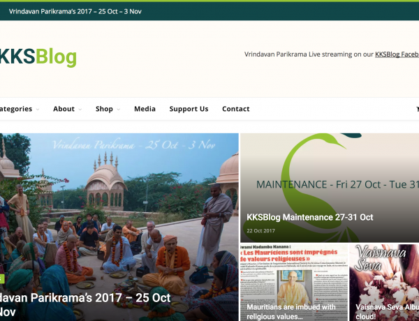 A new look for KKSBlog in 2017