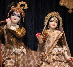 The glory of deity worship