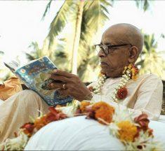 Seeing the world through Srimad Bhagavatam