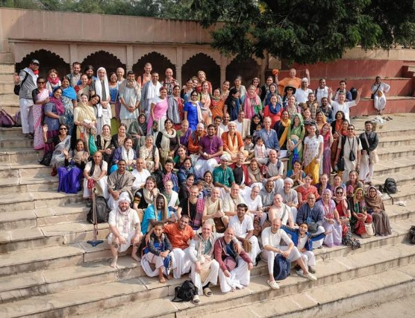 Vrindavan Kartik Parikrama, November 2018 – Audio Recordings