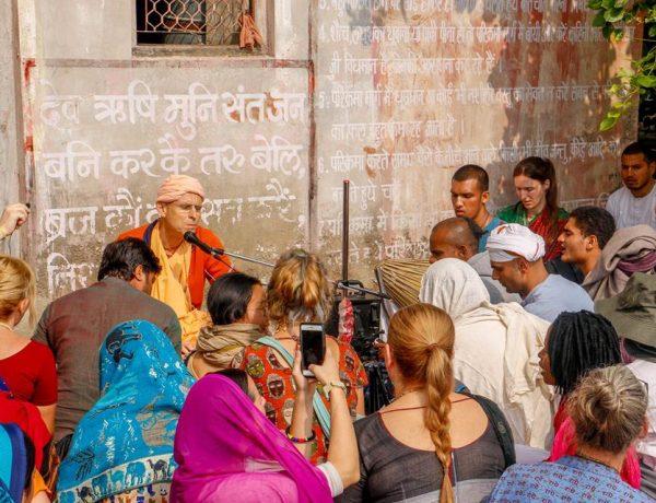 Vrindavan Braj Parikrama – Day 9