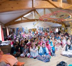 Day 3 – Vyasa-puja Ceremony