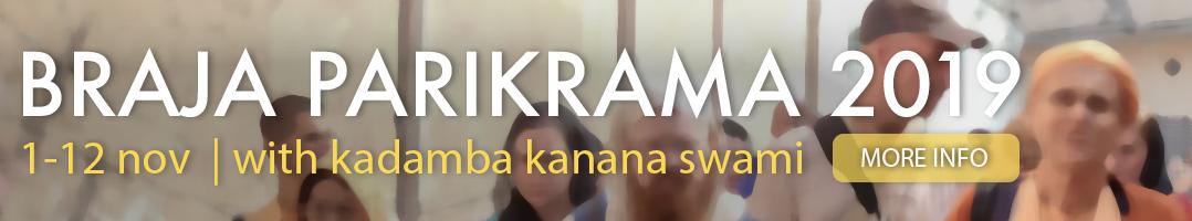 Vrindavana Parikrama 2019